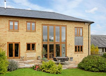 Thumbnail 4 bedroom barn conversion for sale in Manor Farm, Collingbourne Kingston, Marlborough, Wiltshire
