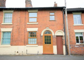 Thumbnail 3 bed terraced house for sale in Tunley Street, Stone