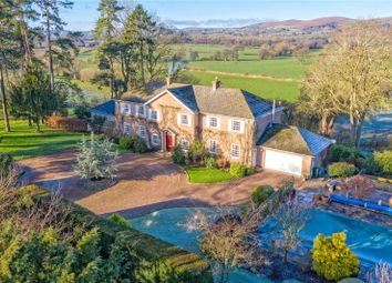 Thumbnail 6 bed property for sale in Rushbury, Church Stretton, Shropshire