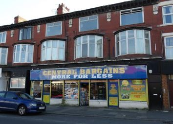 Thumbnail 2 bedroom flat for sale in Central Drive, Blackpool, Lancashire, .