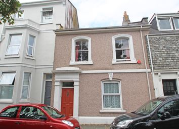Thumbnail 3 bed terraced house for sale in Providence Place, Stoke, Plymouth
