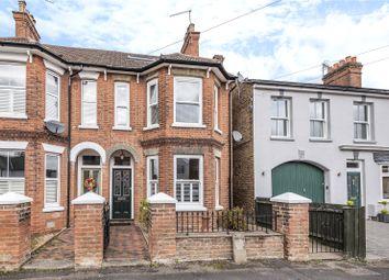 Thumbnail 3 bed end terrace house for sale in Cross Street, Farnborough