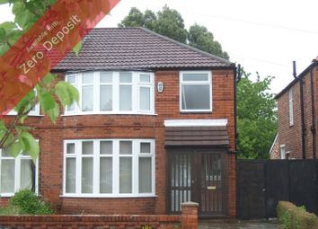 3 bed property to rent in Brookleigh Road, Withington, Manchester M20