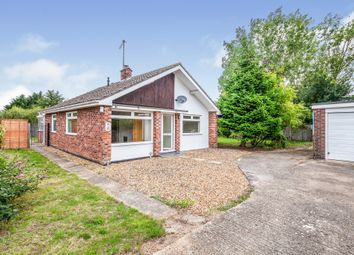 Thumbnail 3 bed detached bungalow for sale in Willow Close, Wortwell, Harleston
