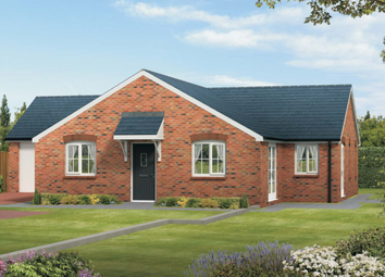 Thumbnail 3 bedroom detached bungalow for sale in The Landford, Squires Meadow, Lea, Ross-On-Wye, Herefordshire
