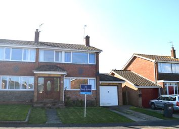 Thumbnail 3 bed semi-detached house to rent in Ardington Rise, Purbrook, Waterlooville
