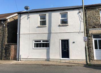 Thumbnail 4 bed end terrace house for sale in Trehafod Road, Trehafod, Pontypridd