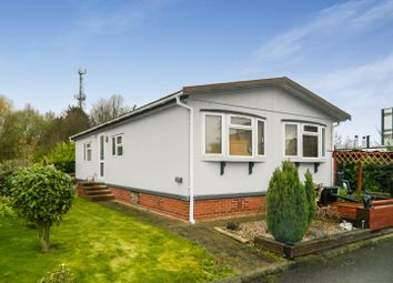 Thumbnail 1 bed mobile/park home to rent in Curzon Lane, Alvaston, Derby