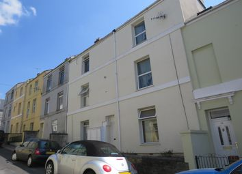 Thumbnail 1 bed flat for sale in Waterloo Street, Greenbank, Plymouth