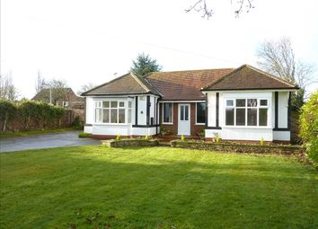 Thumbnail 4 bed detached bungalow for sale in Louth Road, Grimsby, Grimsby