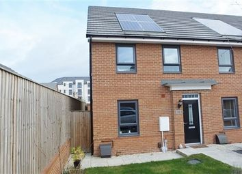 Thumbnail 3 bed end terrace house for sale in Ryburn Road, Waverley, Rotherham