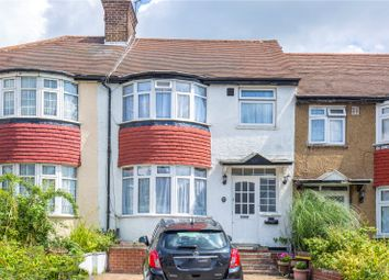 Thumbnail 3 bedroom terraced house for sale in Orchard Avenue, Southgate, London