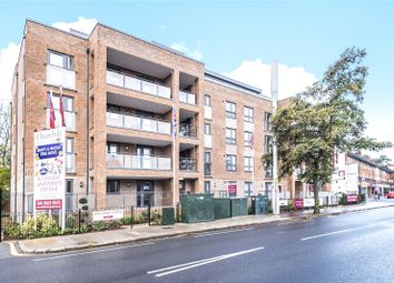 Thumbnail 1 bedroom flat for sale in Heath Lodge, Marsh Road, Pinner, Middlesex