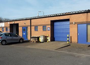 Thumbnail Light industrial to let in Units 2A & 2B, Monk Road Industrial Estate, Alfreton