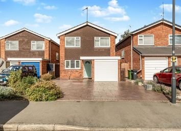 Thumbnail 4 bed detached house for sale in Brese Avenue, Warwick, Warwickshire, .