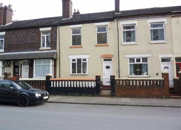 Thumbnail 3 bedroom terraced house to rent in Manor Street, Fenton, Stoke-On-Trent