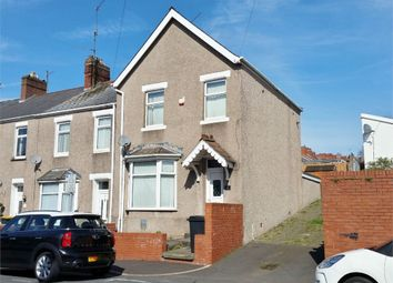 Thumbnail 3 bed end terrace house for sale in Gaer Street, Newport