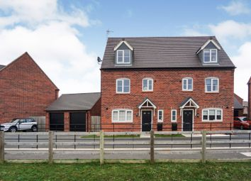 4 bed semi-detached house for sale in Catterlen Close, Boulton Moor, Derby DE24
