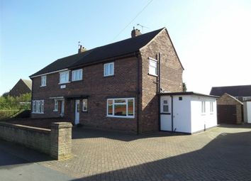 Thumbnail 3 bed semi-detached house for sale in Thornton Avenue, Scunthorpe, North Lincolnshire
