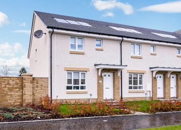 Thumbnail 3 bed end terrace house for sale in Dougal Graham Road, Stirling