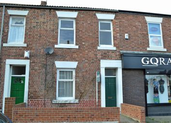 Thumbnail 1 bed terraced house to rent in William Street, North Shields