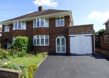 Thumbnail 3 bed semi-detached house for sale in Shakespeare Gardens, Rugby