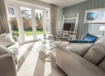 Thumbnail 2 bedroom semi-detached house for sale in Oakfield Grange, Cwmbran