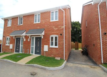 Thumbnail 3 bed semi-detached house to rent in Redbury Drive, Park Gate, Hampshire
