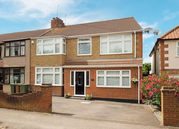 Thumbnail 5 bed semi-detached house for sale in Ridge Road, Sutton