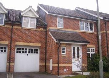 Thumbnail 3 bedroom terraced house to rent in Bond Close, Tadley