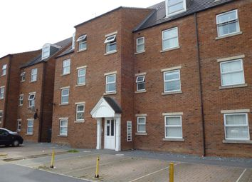 Thumbnail 2 bed flat to rent in Fairfax Street, Lincoln