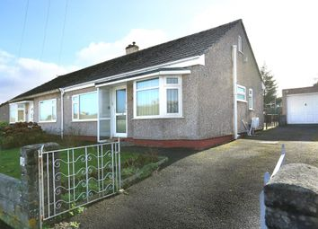 Thumbnail 2 bedroom semi-detached bungalow for sale in Villiers Close, Plymstock, Plymouth