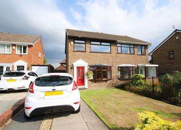 Thumbnail 3 bed semi-detached house to rent in Elgin Avenue, Garswood, Wigan