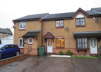 Thumbnail 2 bed terraced house to rent in Bainbridge Road, Loughborough