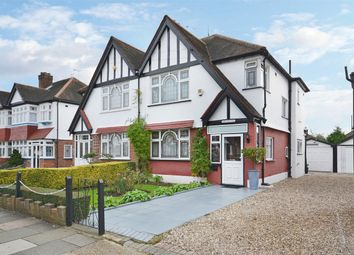 Thumbnail 3 bed semi-detached house for sale in The Fairway, Wembley, Middlesex
