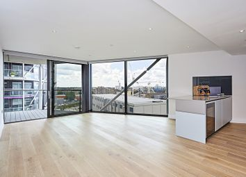 Thumbnail 2 bed flat to rent in Riverlight Quay, Kirling Street, Vauxhall