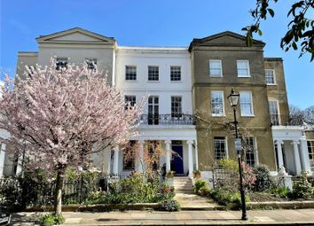 St. Peters Square, Hammersmith, London W6. 4 bed terraced house for sale