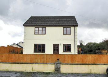 Thumbnail 3 bed detached house for sale in Five Roads, Llanelli, Carmarthenshire.