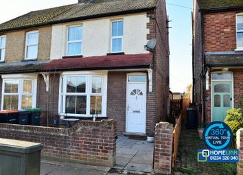 Thumbnail 3 bed semi-detached house for sale in Highbury Grove, Bedford, Bedfordshire