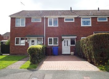 Thumbnail 2 bed terraced house to rent in Oak Close, Uttoxeter