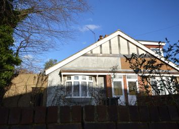 Thumbnail 3 bedroom bungalow to rent in Vale Road, Northfleet, Gravesend