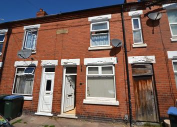 3 bed terraced house for sale in Villiers Street, Coventry CV2