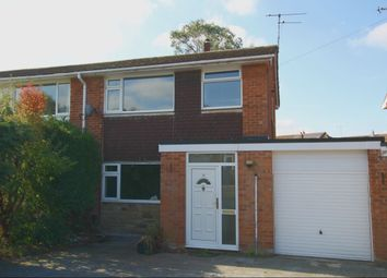 Thumbnail 3 bed semi-detached house for sale in Melksham Close, Macclesfield