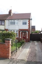 Thumbnail 3 bed semi-detached house for sale in Green Lane, Vicars Cross, Chester