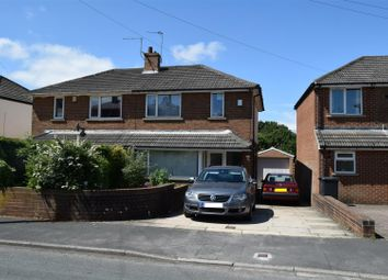 Thumbnail 2 bed semi-detached house to rent in Brow Wood Road, Shelf, Halifax