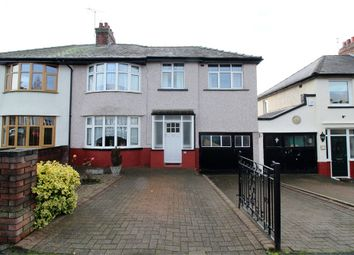 Thumbnail 4 bed semi-detached house for sale in Carleton Drive, Penrith, Cumbria