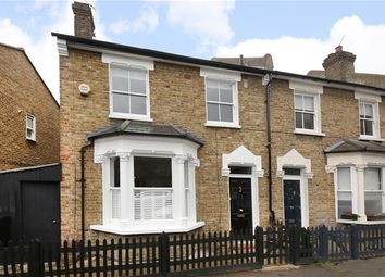 Thumbnail 3 bed semi-detached house for sale in Calton Avenue, London