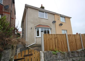 Thumbnail 1 bed semi-detached house for sale in Woodfield Avenue, Colwyn Bay