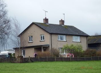 Thumbnail 3 bed semi-detached house to rent in Broom Farm Cottages, Long Marton
