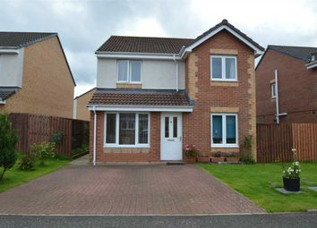 Thumbnail 4 bed detached house for sale in Plough Drive, Newton Farm, Cambuslang